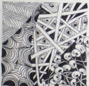 zentangle - 1